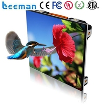 Free shipping leeman P10 led module p3.9 indoor rental led screen waterproof full color outdoor led display