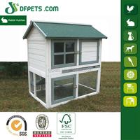 Waterproof Rabbit Cage Industrial Design