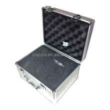 "Telescope Eyepiece Case - Quality Aluminium case - Foam-padded interior - (1.25""/31.7mm format) with laser cut foam - Takes 9 ey"