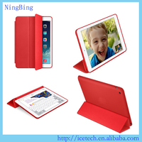 Official original 1:1Slim Leather Magnetic Smart Case For ipad mini 4