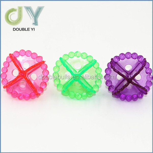 Factory supplier cheap washing Laundry Cloth plastic Dryer Balls