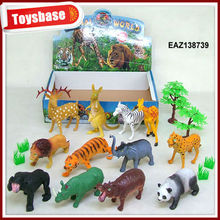 Hot sell plastic toy forest animal