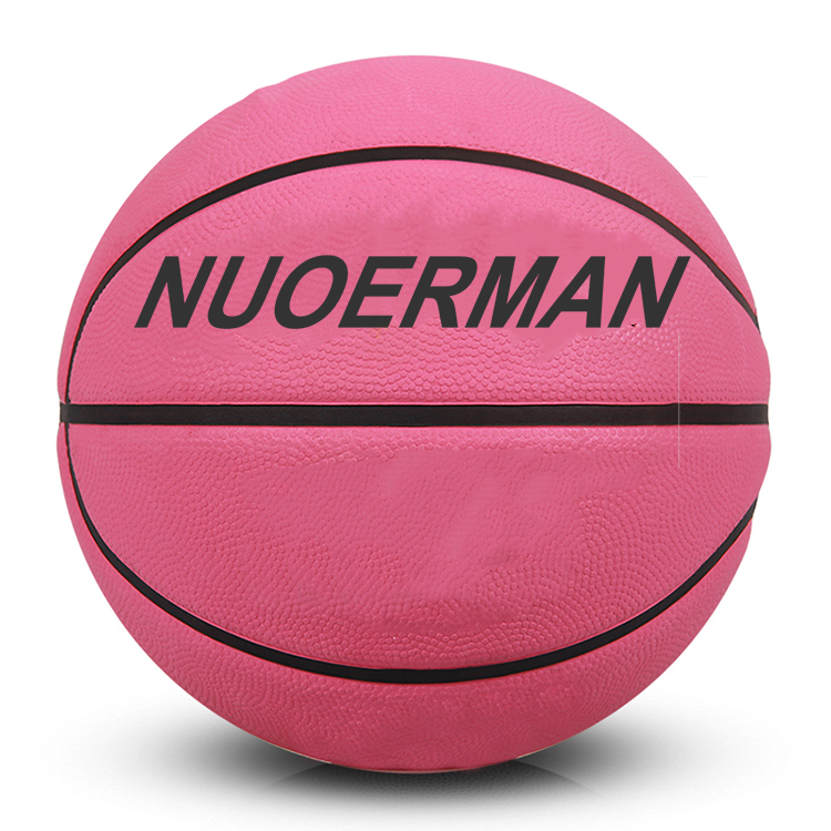 Outdoor Stand PU material Laminated Basketball