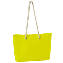 Alibaba Wholesale Price Waterproof Womens Fashion Silicone Beach Bag