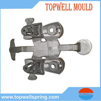 Custom zamak die casting mould by molding manufacturers with best design and export any country n15072705