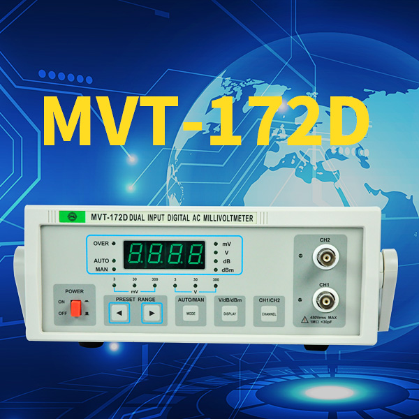 Low Price MVT-172D Digital Millvoltmeter