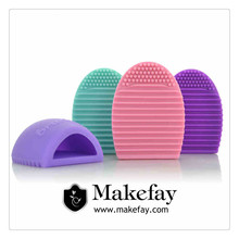 2015 Latest Product Edible Silicone Brush Egg for Washing Brushes Hot Sale