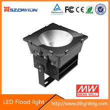 IP66 high quality sports flood lighting Meanwell driver most powerful led flood lighting 500w 1000w
