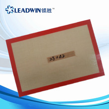 Leadwin best quality pyramid pan silicone baking mat