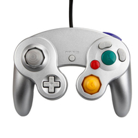 stock available for Nintendo gamecube controller compatible with win and mac for gamecube console