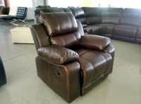Leather trend sofa ,sectional recliner sofa from factory directly