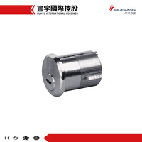 American style door opening rim cylinder locks with China supplier
