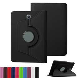 For Samsung Galaxy Tab S2 9.7 inch T810 T815 Tablet PU Leather Case Cover Rotating