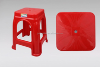 Outdoor plastic stool , plastic injection chair