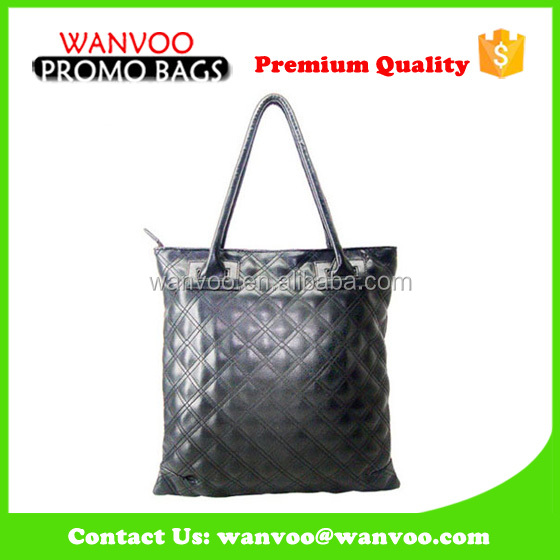2012 s Fashion PU Tote Lady Bag Genuine Leather Tote Bag