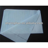 Disposable bed sheet for hospital