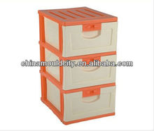 Plastic Injection Commodity Drawer Mould