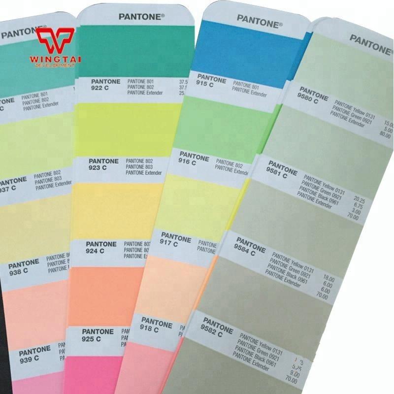 Latest Gg1504 Pantone Color Chart Pink Color Buy Pantone Color