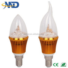 Excellent quality top sell hotel decorative led candle lighter