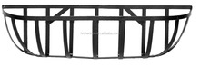 wrought Iron Wall Window Basket Trough with Liner