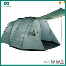4 people family tunnel tents camping