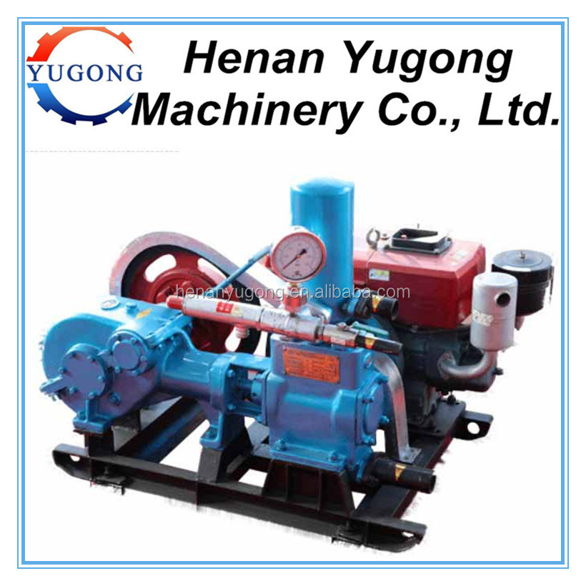 Small Mud Pump Triplex Mud pump used mud pump for grouting cement With factory price on Sale