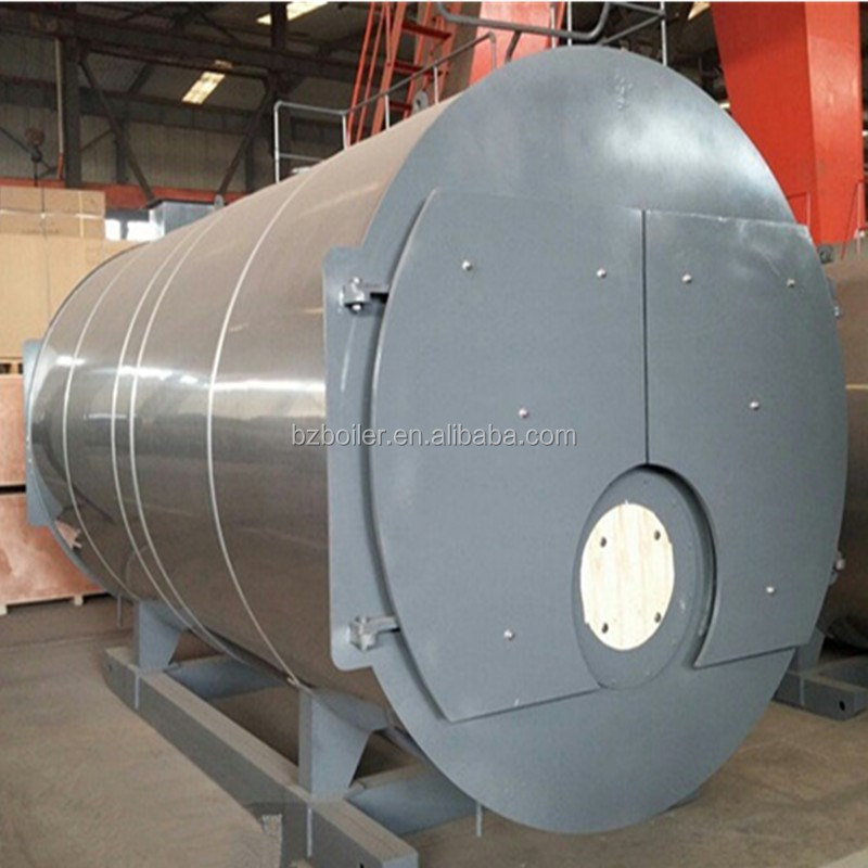 steam heater for tomato sauce production