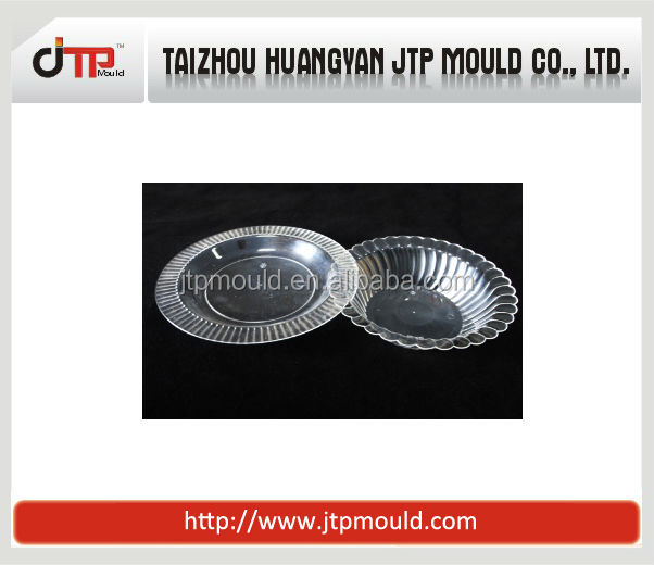 plastic thin wall mould - small dish 6