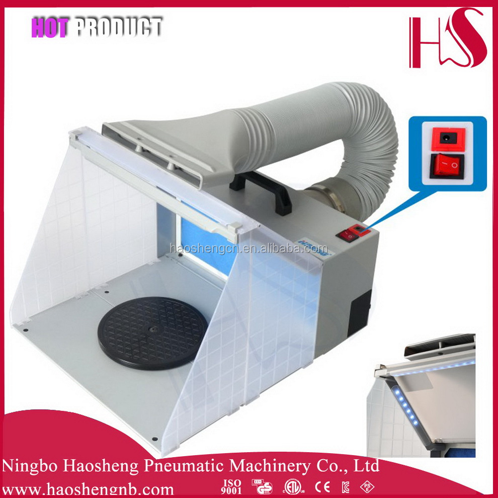 HS-E420DCLK 2016 Very Popular Products Mini Spray Booth