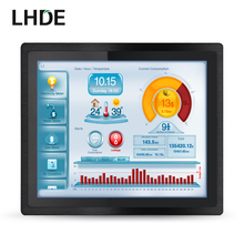 Manufacturer cheap touch screen all in one pc, mini linux embedded pc