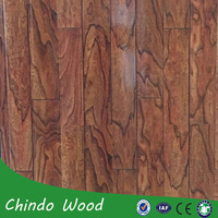 12MM Industrial Wooden Laminate Flooring