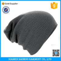 Hot Sale Winter Fashion Knitted Beanie Hat Women Men Cap Various Colors Winter Cap