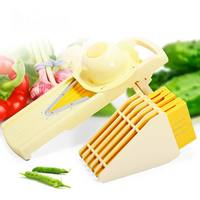 S/S+ABS 39*12*16.5 V-shaped multifunctional vegetable&fruit slicer
