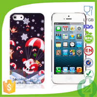 Wholesale cell phone case for iPhone 6 christmas 3D printing mobile phone case