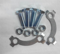 2016 hot sale OEM good quality china cheap motorcycle parts for C100 C110 CD110 chain and sprocket screws