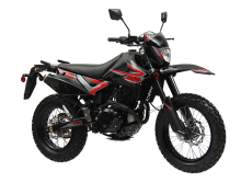 EPA racing motorcycle 250cc