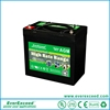 Hot sell ISO CE certificated High rate dry battery 12v for ups