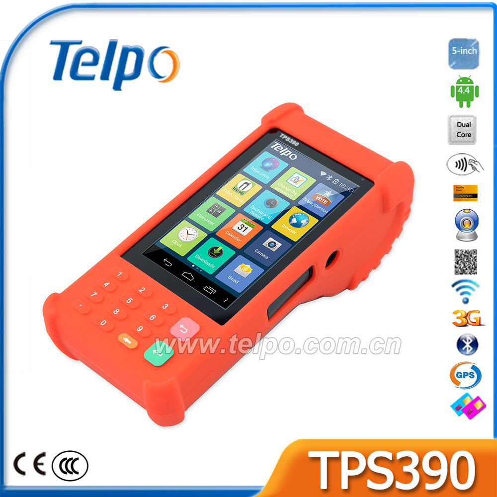 Telpo TPS390 Mobile Loyalty Card Terminal