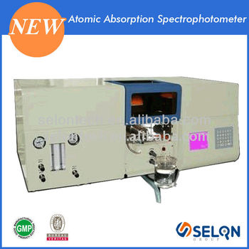 SELON ATOMIC ABSORPTION SPECTROPHOTOMETER, FLAME ATOMIC ABSORPTION SPECTROPHOTOMETER, ATOMIC ABSORPTION SPECTROMETER