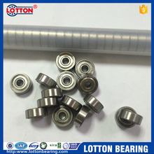LOTTON High Precision Miniature 4x13x5 Deep Groove Ball Bearing 624 zz