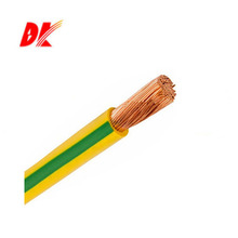 single core 6mm flexible earth grounding cable