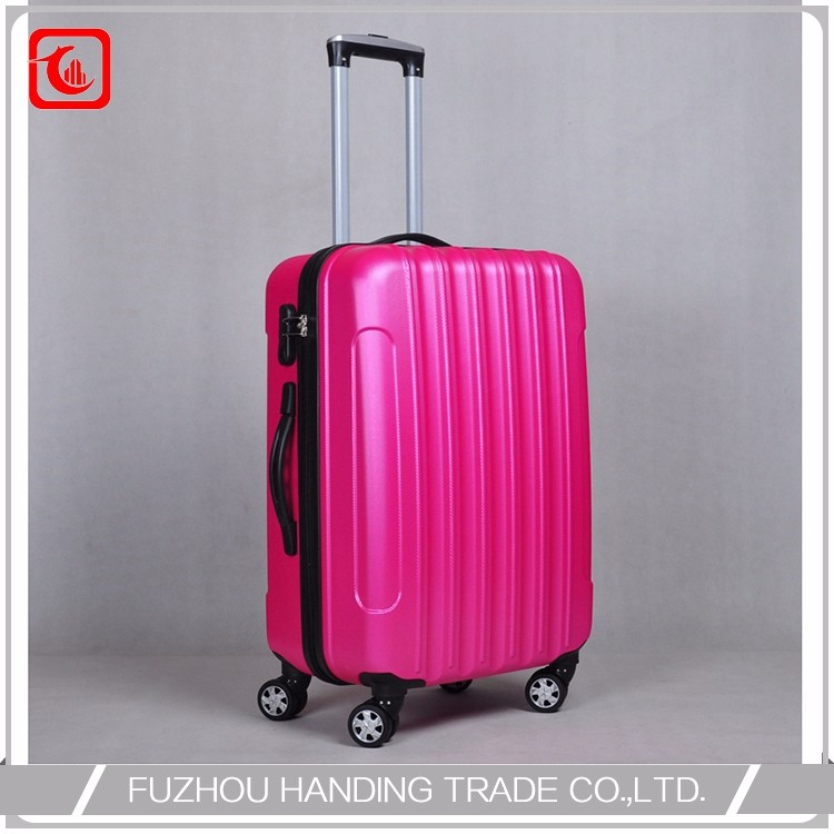 china factory supplier steamer trunk oem high quality trolley luggage