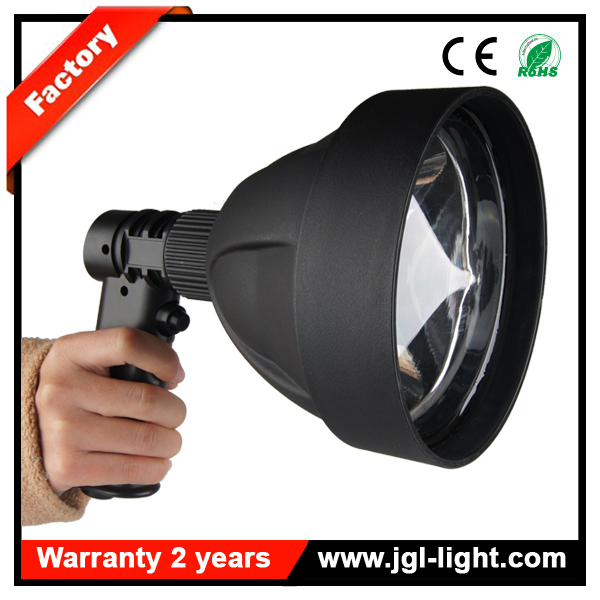 hunting and shooting game lighting producRechargeable hunting spotlight NFC140 CREE 10W LED portable handheld lights for hunting