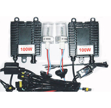 Xenon Hid Kit Wholesale 100w wiring harness Hid Ballast Xenon Headlight Bulb HID KIT