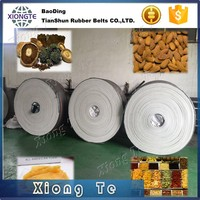 Low price Good quality Non-toxic rubber Multi layers canvas Dry Food Fruit Product Conveyor Belt