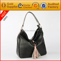 Alibaba online name brand handbag list with organizer for ladies