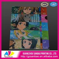 Hot Sales Top Quality Professional Printing Oem Presentation Folder Printing With Your Logo