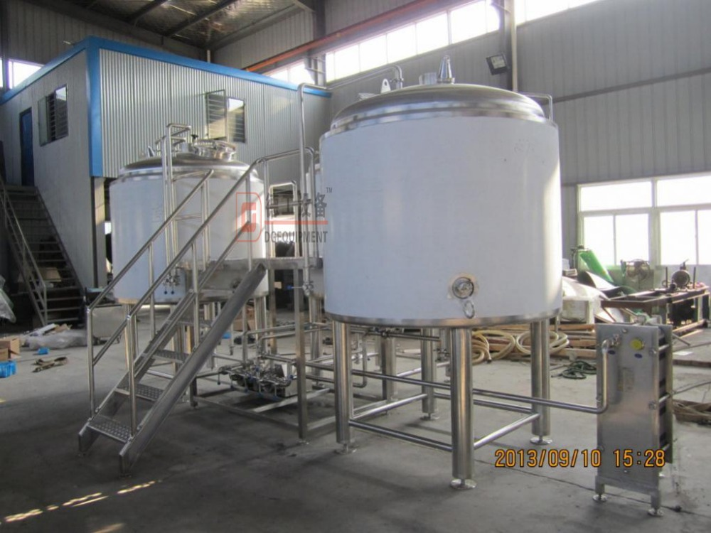 Brewery machine used in factory/plant brewing facility for sale