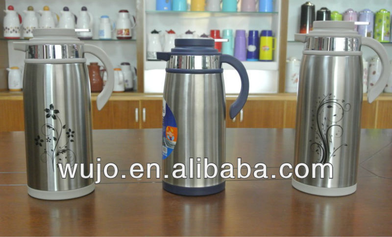 Double wall flask, Thermos Flask, coffee pot, water pot 2889-MS