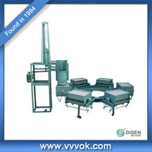 Chalk shaping machine